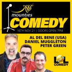 Mounties Comedy